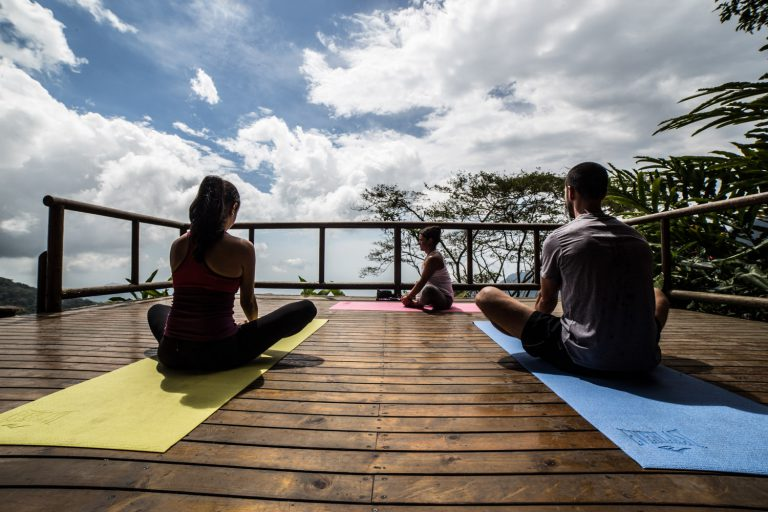 Yoga Sessions in Sierra Nevada de Santa Marta, Colombia